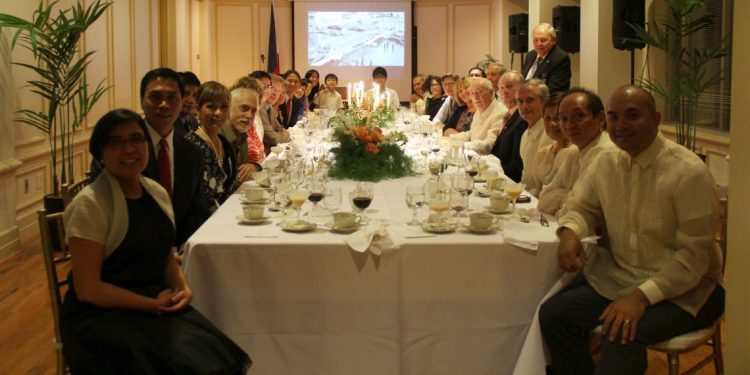 Photo credit: Embassy of the Philippines in Washington DC.