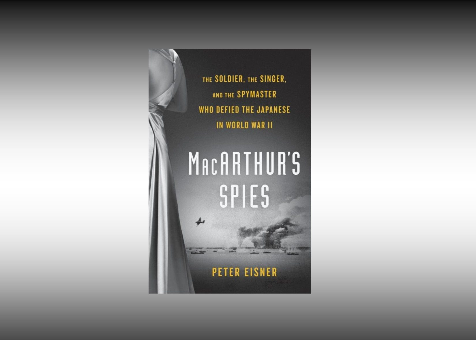 september 29 macarthur s spies book presentation by peter eisner