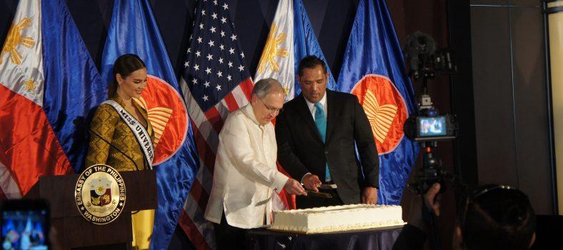 Ambassador Cuisia Conferred the Diplomatic Merit of Order of