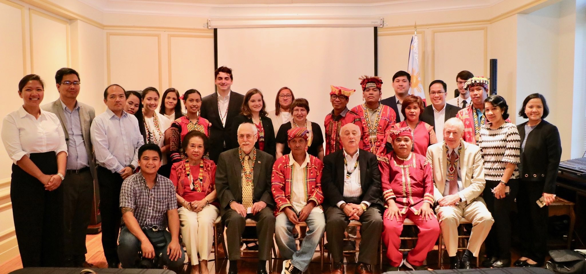 Indigenous Peoples Delegation Perspectives on the Other